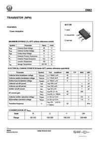 d882 transistor substitute d882 datasheet equivalent cross reference search transistor catalog
