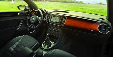 volkswagen beetle fender edition  hog ring