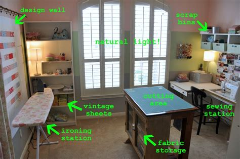 diy sewing room ideas dolce originals modern quilts and diy projects sewing room tour