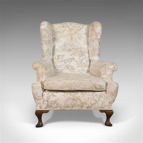 antique victorian armchair antique wing back chair english victorian armchair