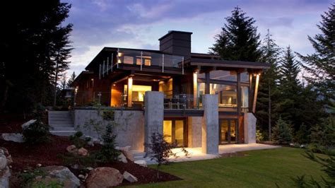mountain modern architecture home design mountain modern