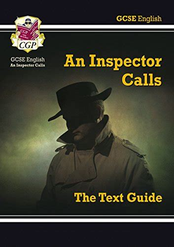gcse english text guide an inspector calls cgp books paperback book the cheap 9781841461151
