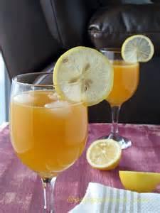 orange punch easy non alcoholic recipe pepper bowl