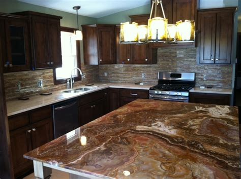Where To Buy Kitchen Island by All American Granite Countertop Installation Minneapolis