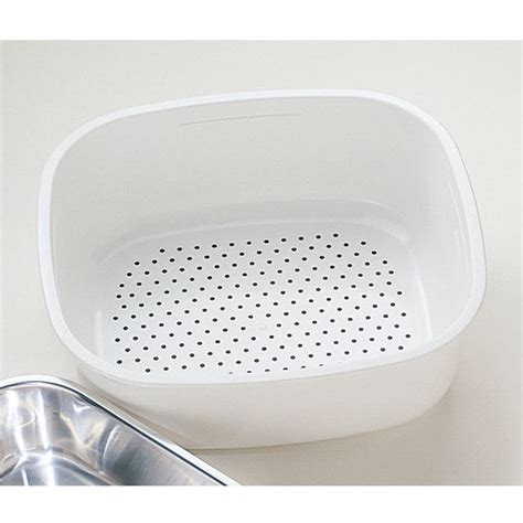 Franke Kitchen Sink Accessories Kitchen Sink Accessories Compact Series Small Colanders By Franke Kitchensource