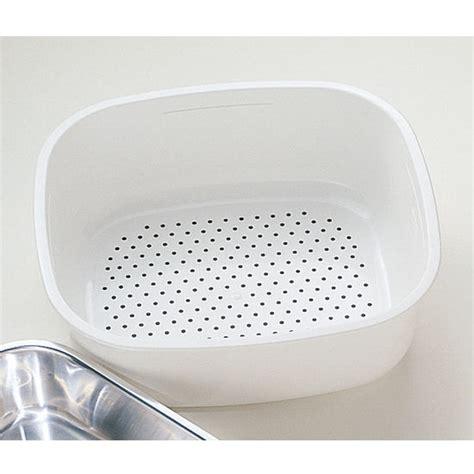 franke kitchen sink accessories kitchen sink accessories compact series small colanders