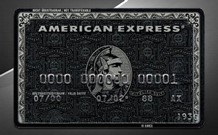 Typical American Express Mba Application by The Exclusive And The Expensive Amex Black Card