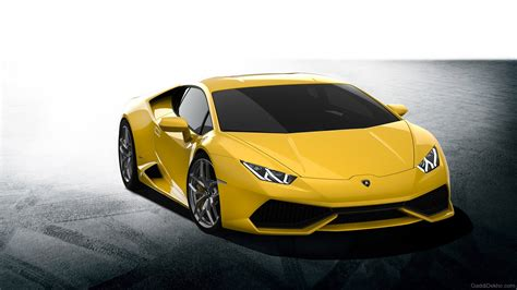 lamborghini front view yellow lamborghini huracan front view car pictures
