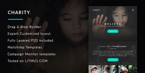 themeforest charity free children charity flyer templates 187 chreagle com