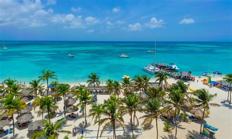 all inclusive barcel 243 aruba stay with airfare from travel by jen in palm groupon getaways