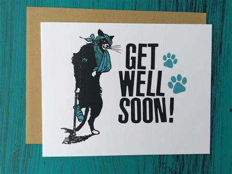 Get Well Soon Handmade Cards - diy get well cards clublifeglobal