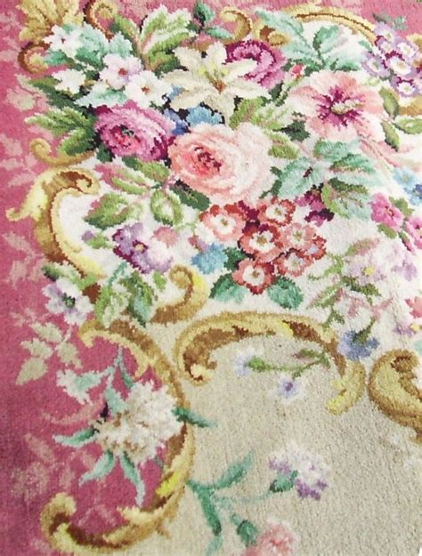 vintage floral rug vintage floral swags axminster rug carpets rugs beautiful shabby chic and