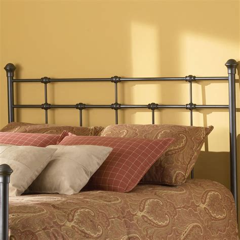 Fashion Bed Group Metal Beds Queen Dexter Headboard Metal Bed Headboard