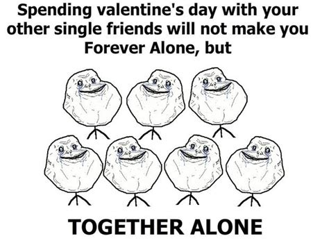 Together Alone Meme - together alone picture