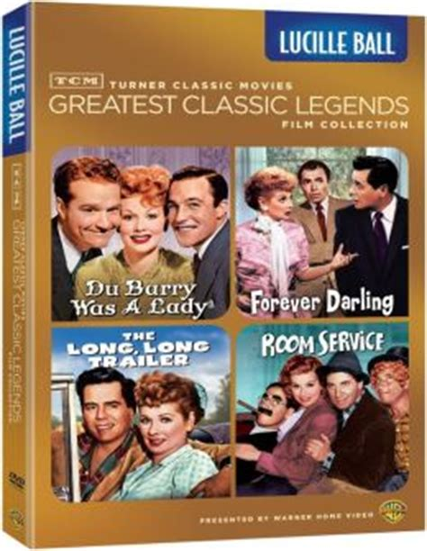 Turner Classic Movies Gift Cards - tcm greatest classic films legends collection lucille ball by turner classic movie
