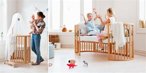 stokke bed stokke sleepi mini crib lusso kids inc