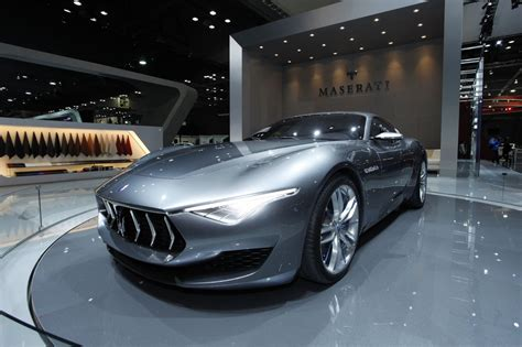 maserati sport cars maserati hints at crossover says alfieri will be