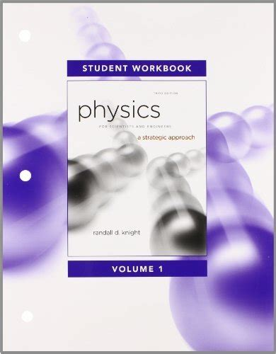 physics for scientists engineers vol 1 chs 1 20 4th edition ebook student workbook for physics for scientists and engineers