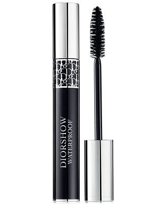 Diorshow Backstage Mascara Expert Review by Diorshow Waterproof Mascara Backstage Makeup Makeup