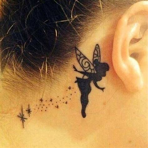 behind ear tattoo instagram 25 cute disney tattoos that are beyond perfect page 2 of