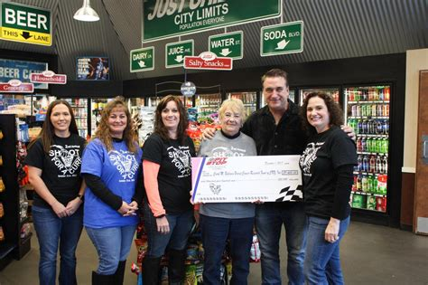 Daniel Baldwin Visits In Rehab by Actor Daniel Baldwin Visits Weedsport Store For Foundation
