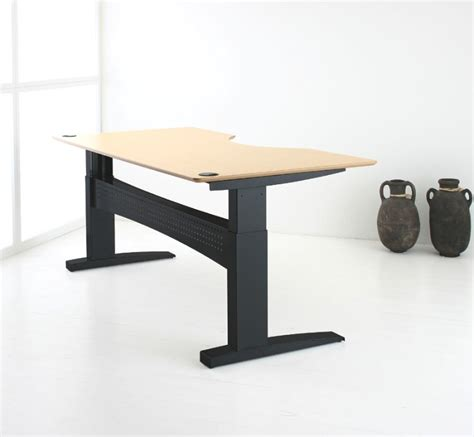 electric height adjustable desks silvermans office