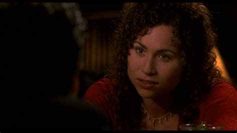 Minnie Driver Sleepers The Single Minded She Shoulda Been A Contender