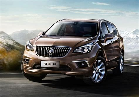 buick envision buick may to us report goauto