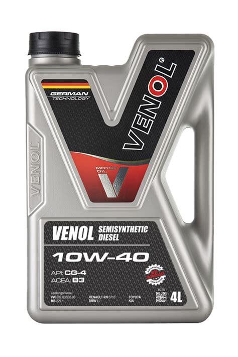 motor yagi venol semisynthetic diesel cg sjec