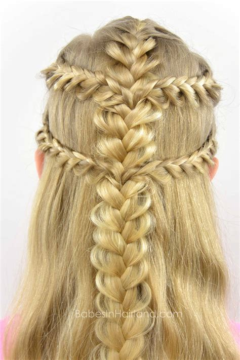 hair styles for viking ladyd viking braids babes in hairland
