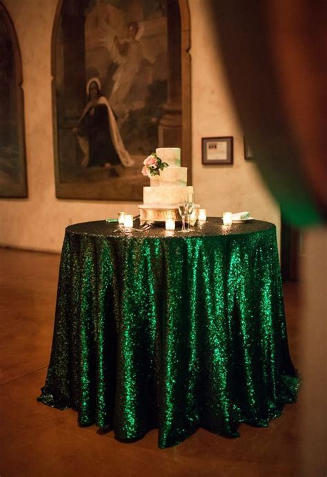 85 best Emerald Wedding Ideas images on Pinterest