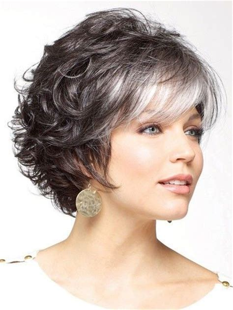 grey streaked hair styles 50 best images about streaks of white on pinterest