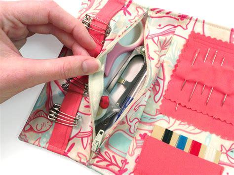 sewing pattern making kit travel sewing kit tutorial sew mama sew
