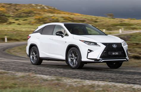 lexus jeep 2016 inside 2016 lexus rx now on sale in australia from 73 000