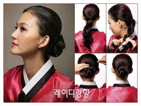 korean hairstyle for hanbok 17 best images about korean hanbok research on pinterest