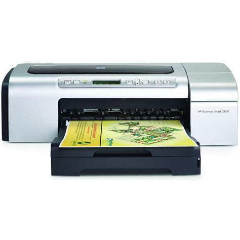 Printer Hp Business Inkjet 2800 hp c8174a hp business inkjet 2800 printer