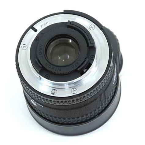 Af 16mm F2 8 D Fisheye Nikkor Lens nikon af 16mm f 2 8d fisheye harga dan spesifikasi