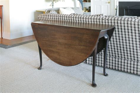 kitchen table with folding sides