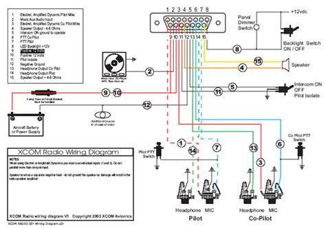 how to upgrade sound system xcom radio wiring diagram