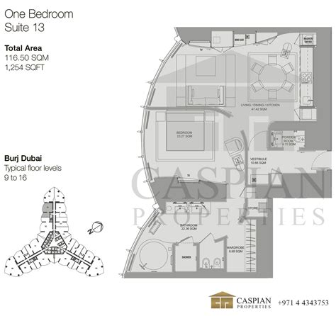 burj khalifa floor plan burj khalifa armani hotel floor plans