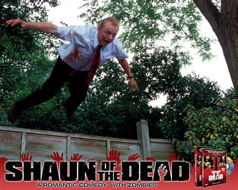 of the dead pictures flying shaun shaun of the dead wallpaper 73355 fanpop