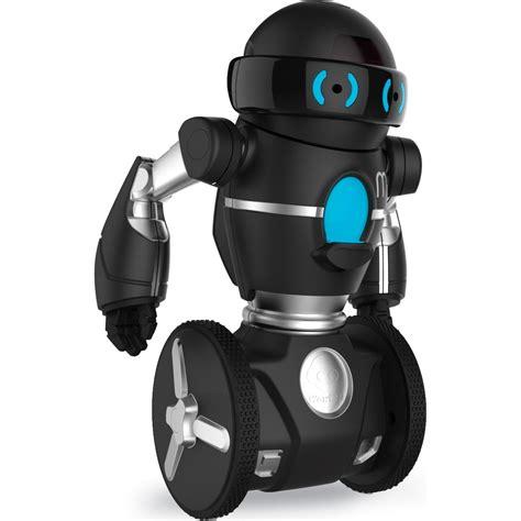wowwee robot wowwee robot rc robot black ebay