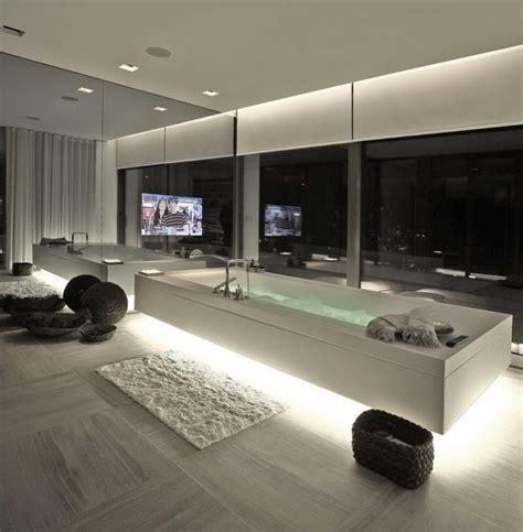 badewanne beleuchtung indirekte beleuchtung led 75 ideen f 252 r jeden wohnraum