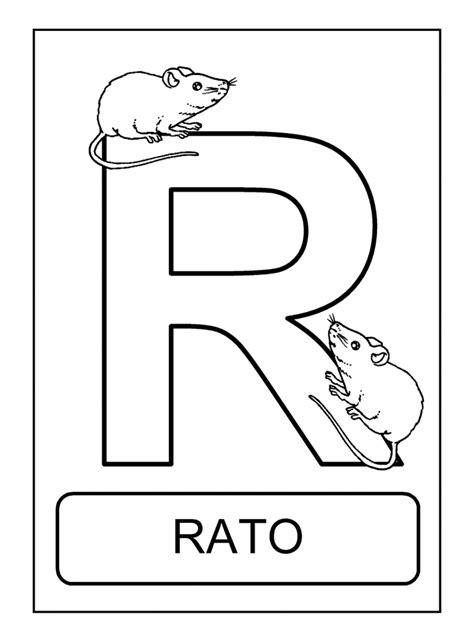 alfabeto para imprimir e pintar alfabeto de animais para colorir pintar imprimir