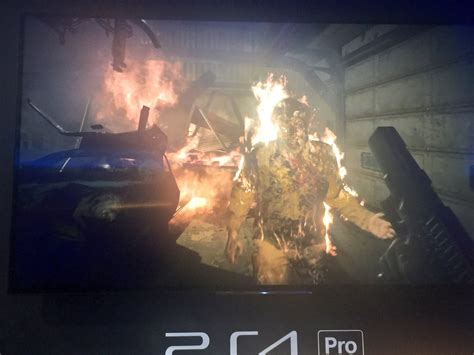 Ps 4 Resident Evil 7 all delta resident evil 7 on ps4 pro will support