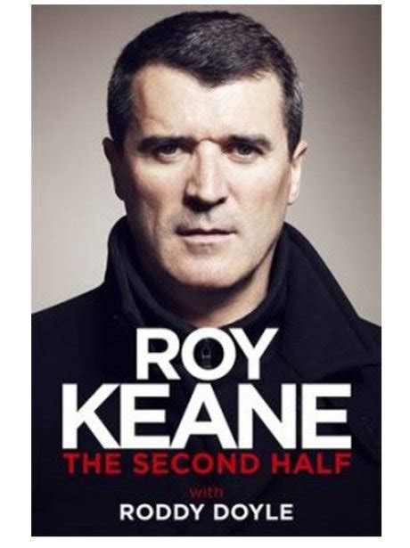 biography book covers roy keane the second half the best biographies of 2014