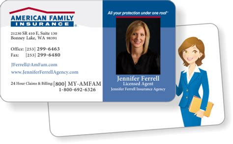 american commerce insurance company card template business card insurance images business card template