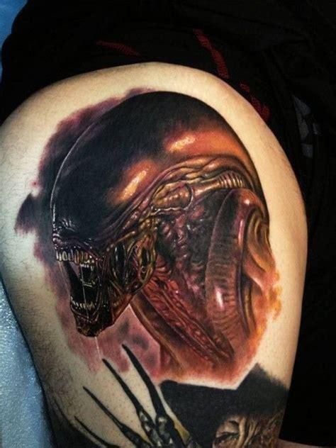 8 excellent xenomorph tattoos tattoodo 8 excellent xenomorph tattoos tattoodo