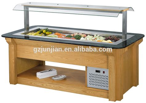 table top refrigerated salad bar used restaurant equipment for sale salad bar commercial