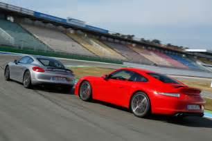Porsche 911 Cayman Porsche 911 Vs Porsche Cayman Which To Buy Openroad